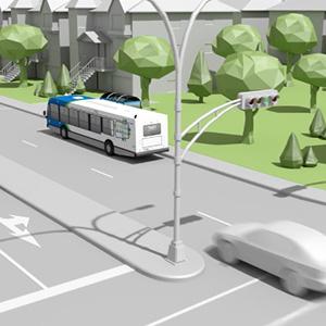 Société de transport de Laval / Mesures préférentielles pour bus